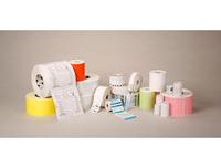 Zebra Label roll, 51x25mm, 12rls/box thermal paper, premium coated 880199-025D, 35-880199-025D
