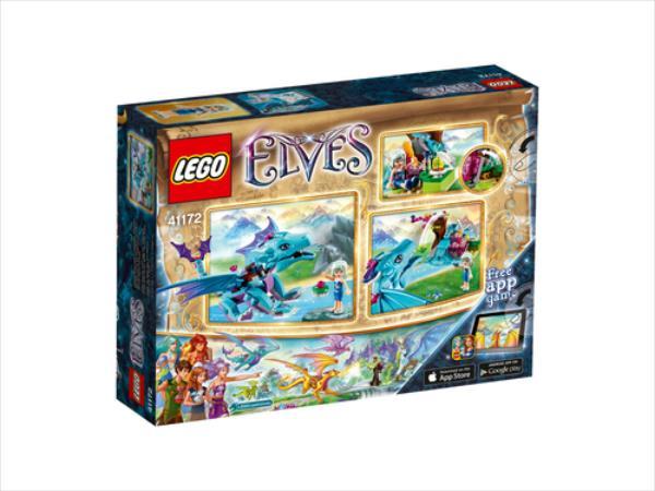 LEGO The Water Dragon Adventure V29  41172 LEGO konstruktors