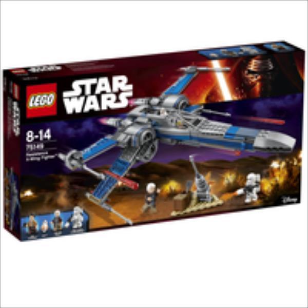 LEGO Resistance X-Wing Fighter V29  75149 LEGO konstruktors