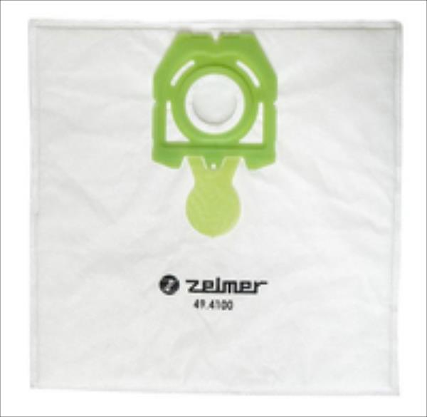 Zelmer A494120.00 / ZVCA200B 4 bags+ 1 microfiltr green aksesuārs putekļsūcējam