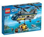 LEGO City Deep Sea Helicopter 60093 LEGO konstruktors