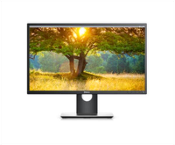 Dell P2417H Black monitors