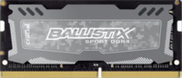 Crucial DDR4 Ballistix Sport  4GB, 2400MHz, CL16  (BLS4G4S240FSD) operatīvā atmiņa