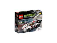 LEGO Speed Champions 75872 Audi R18 e-tron quattro LEGO konstruktors