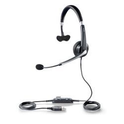 Jabra Headset UC Voice   550 Mono,NC,Wideband,Pn austiņas