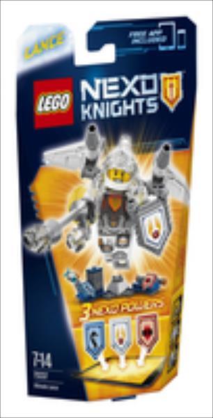 LEGO Ultimate Lance V29  70337 LEGO konstruktors