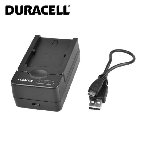 Duracell Analogs Canon LC-E8E Foto kameras EOS 550D 600D 700D USB Lādētājs priekš LP-E8 Akumulātora