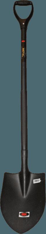 Besk Lāpsta dārza 30x22x126cm tērauda a/k metāla Lāpstas