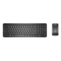 Dell Wireless Keyboard and Mouse - KM714 klaviatūra