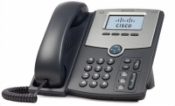 Cisco 1-Line IP Phone with Display, PoE, PC Port IP telefonija