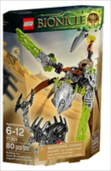 Lego Bionicle 71301 Ketar konstruktors
