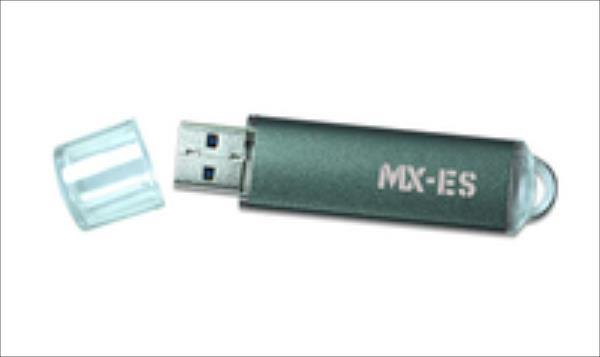 Mach Xtreme ES Ultra SLC 16GB USB 3.0 Aluminium Black (MXUB3SESU-16G) USB Flash atmiņa