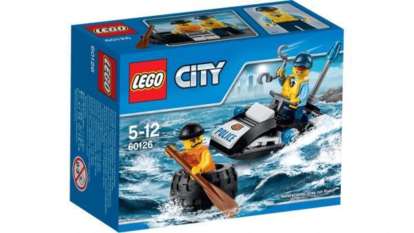 LEGO City Tire Escape    60126 LEGO konstruktors