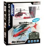 SILVERLIT I/R Sky Warrior (3CH) 84505 Radiovadāmā rotaļlieta