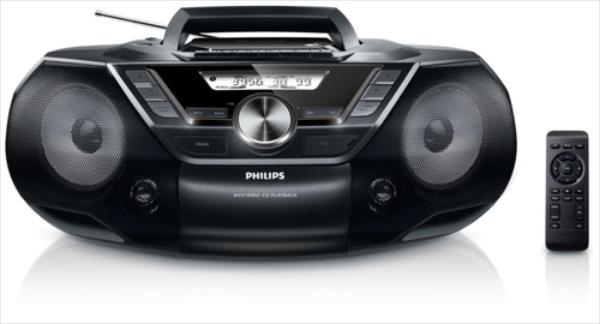Philips AZ787/12 magnetola