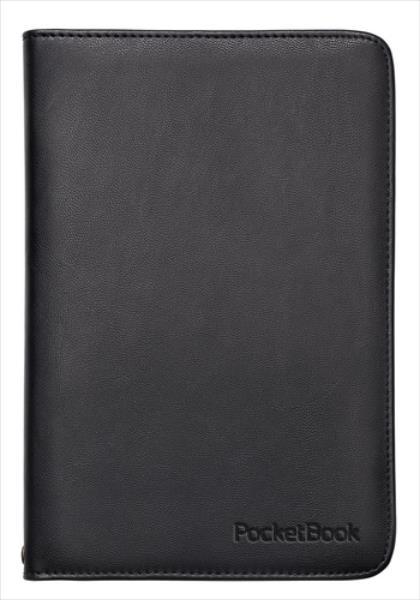POCKETBOOK Cover 623 PB Dots black Elektroniskais grāmatu lasītājs