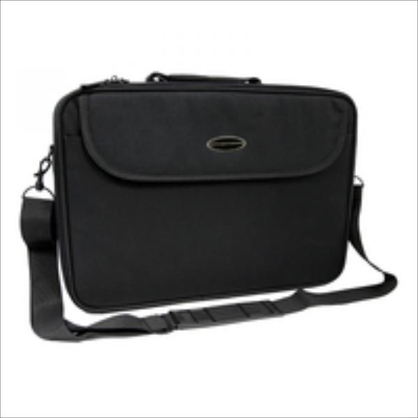 ESPERANZA Bag for Notebook 17'' ET103 Classic + | Black portatīvo datoru soma, apvalks