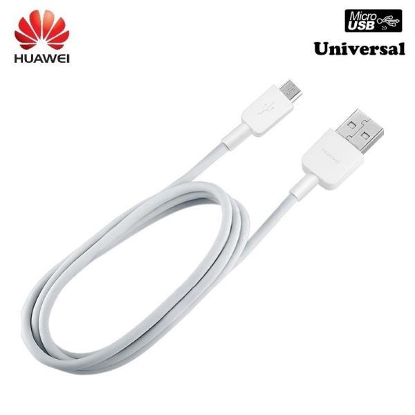 Huawei C02450768A Universāls Ātras 2A uzlādes Micro USB 2.0 Datu un uzlādes kabelis 1m (OEM) aksesuārs mobilajiem telefoniem