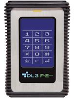 Dysk zewnetrzny Origin Storage Datalocker DL3 FE, 2TB (DL2000FE) Ārējais cietais disks