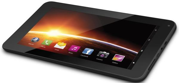 ACME TB717-3G Pronto quad core 3G tablet Planšetdators