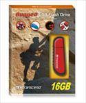 TRANSCEND JetFlash V70 16GB USB2.0 red USB Flash atmiņa