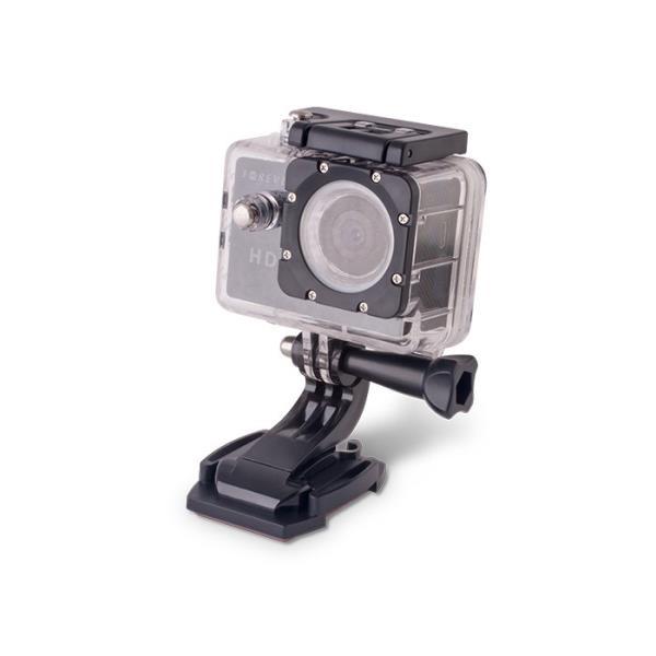 Forever Ķiveres līmējams stiprinājums Universāls priekš Go Pro / Acme / Lamax / SJCam un citām sporta kamerām Sporta kameru aksesuāri