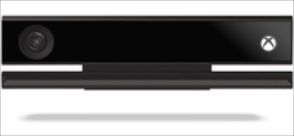 Microsoft Xbox One Kinect Sensor spēļu konsole