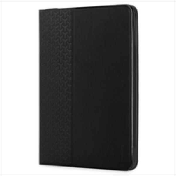Targus Evervu Rotating 9.7'' iPad Pro, iPad Air 2, iPad Air Case, Black portatīvo datoru soma, apvalks