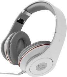 ESPERANZA Audio Stereo Folding Headphones with volume control EH141W |5m | White austiņas