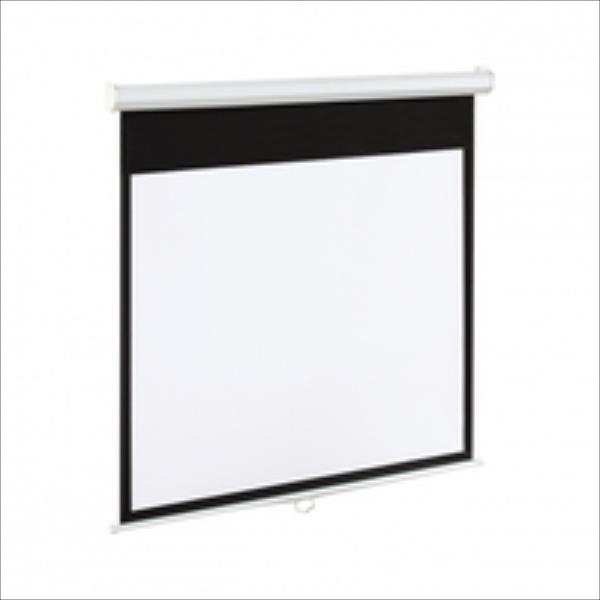 ART Display Electric EM-150 4:3 150'' 305x229cm matte white with remote control ekrāns projektoram