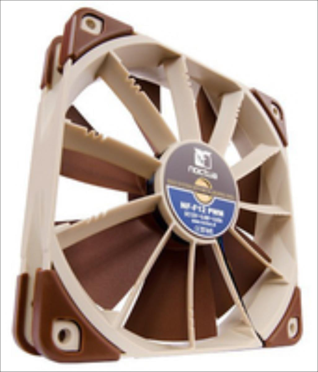 Noctua NF-F12-PWM cooler - 120mm ventilators
