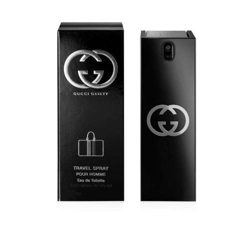 Gucci Guility Travel Spray Pour Homme EDT/S 30ML Vīriešu Smaržas
