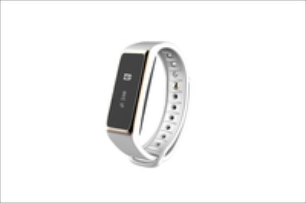 MyKronoz Smartwatch ZeFit2 (White-Gold) Viedais pulkstenis