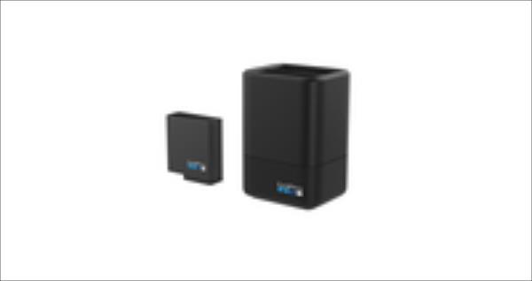 GoPro Dual Battery Charger for Hero5 black (AADBD-001) aksesuāri sporta action kamerām