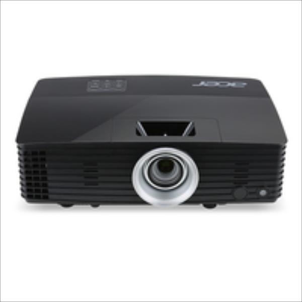 Acer P1623 1920x1200 DPI, 3500 cd/m2, Black projektors