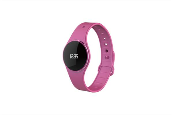 MyKronoz ZeCircle, Pink sporta pulkstenis, pulsometrs