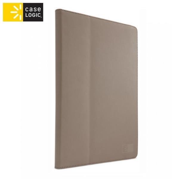 Case Logic CSUE1108M universāla soma planšetdatoriem līdz 8 collām Gaiši Brūna planšetdatora soma