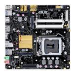 ASUS Q87T LGA1150 Q87T Thin-Mini-ITX pamatplate, mātesplate