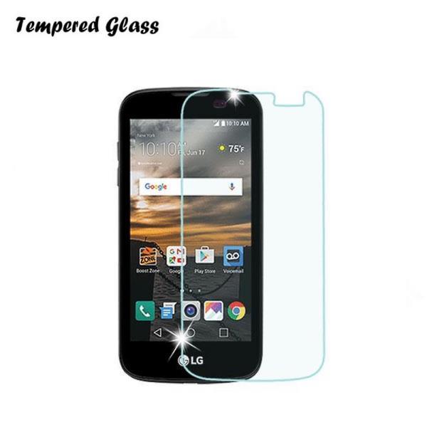 Tempered Glass Extreeme Shock Aizsargplēve-stikls LG K3 K100 (EU Blister) aksesuārs mobilajiem telefoniem