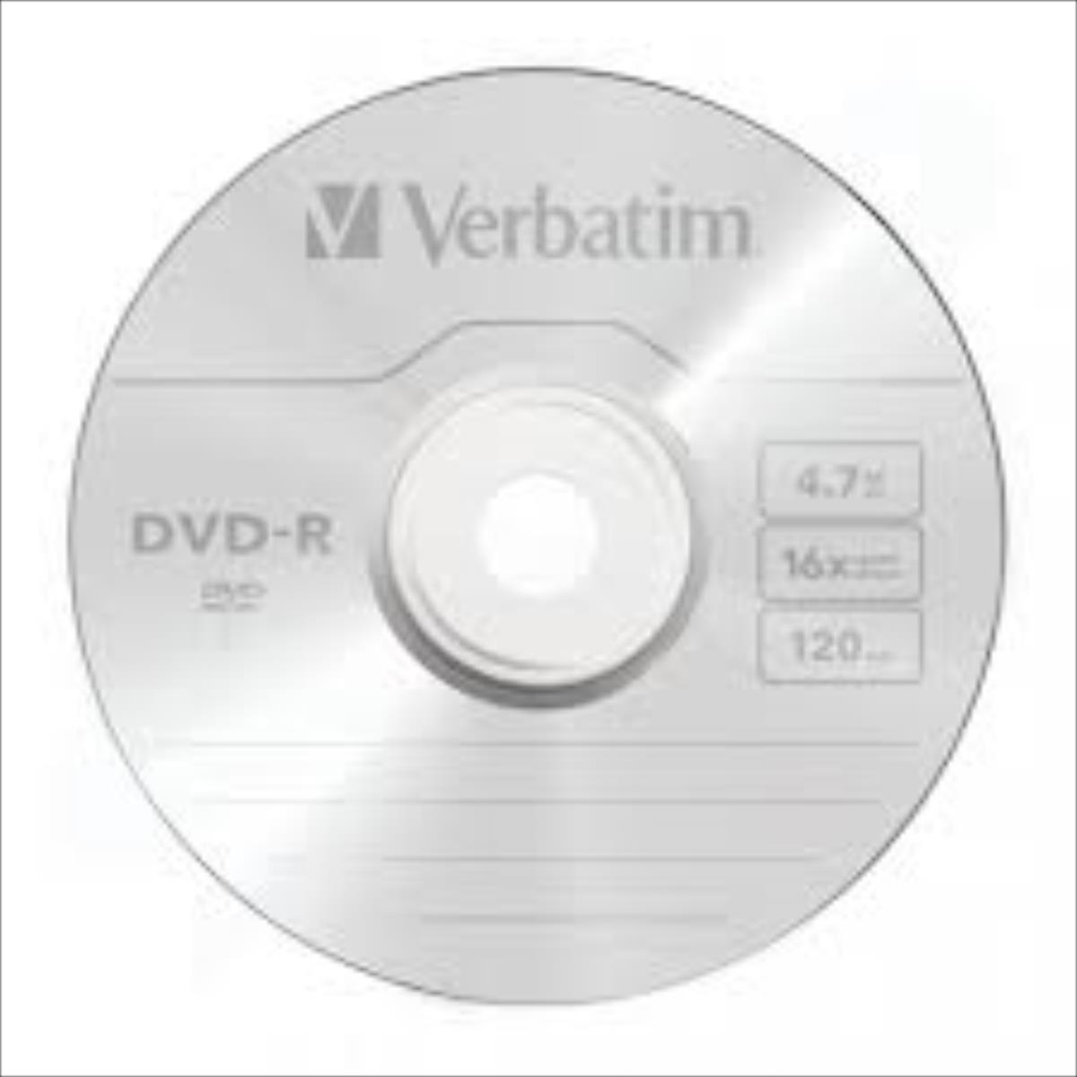 Verbatim DVD-R/1/ 4.7GB 16x (505) matricas