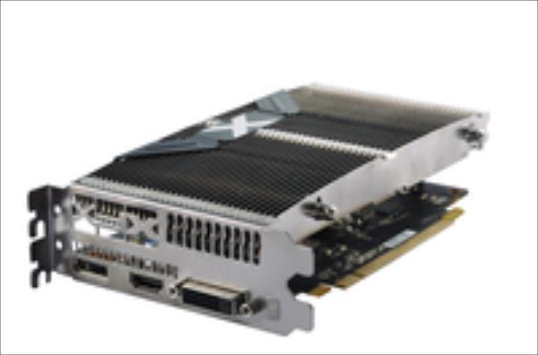 XFX RX 460 passiv gekuhlt 4096MB,PCI-E,DVI,HDMI,DP video karte