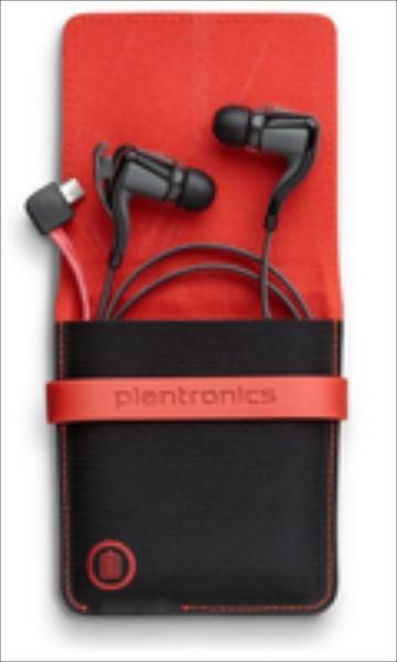 Plantronics BackBeat GO 2 black + charging case austiņas