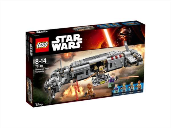 LEGO Resistance Troop Transporter  75140 LEGO konstruktors