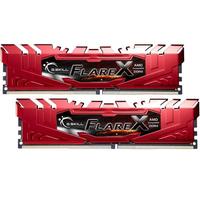 memory D4 2400 32GB C15 GSkill FlareX K2 operatīvā atmiņa
