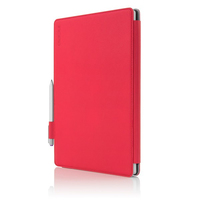 case for tabletu Incipio Roosevelt Folio Dla Microsoft Surface Pro 3 Red (MRSF-070-RED) planšetdatora soma