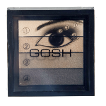 GOSH Smokey Eyes Palette 02 Brown acu ēnas ēnas