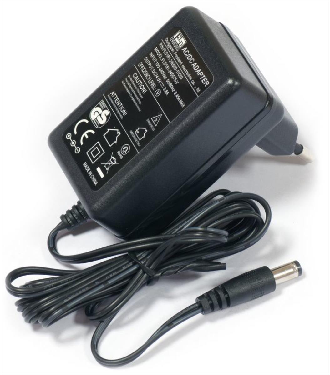 Mikrotik 18POW 24V/0,8A iekārtas lādētājs