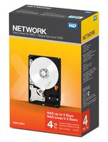 WD DESKTOP NAS 4TB 64MB 6Gb/s EMEA Ārējais cietais disks