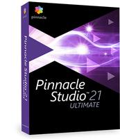 Pinnacle Studio 21 Ultimate (ESDPNST21ULML)