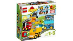 LEGO Duplo My first cars and trucks 10816 LEGO konstruktors